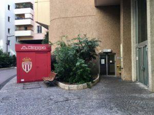 Stade Louis II, Entrée E